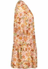 Rich & Royal - Day dress - orange - 2