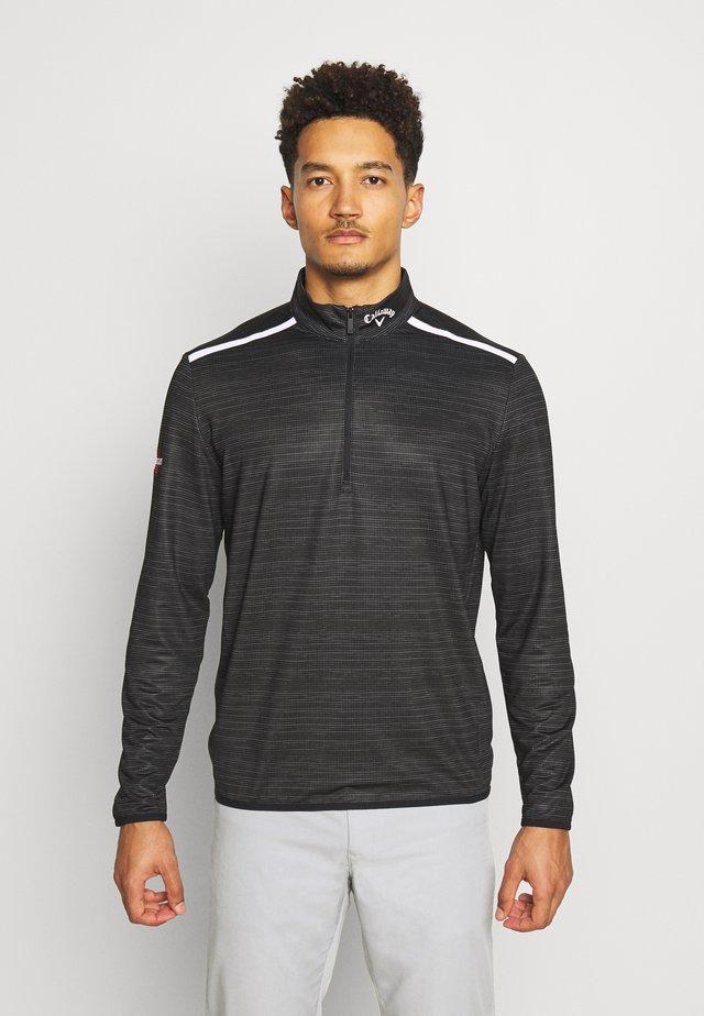 ODYSSEY - Sports shirt - caviar