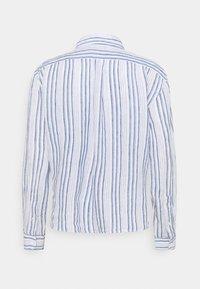Polo Ralph Lauren - STRIPE - Button-down blouse - white/astor blue - 8