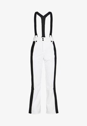 EUROPA FLARE  - Kalhoty - white