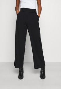 JDY - JDYGEGGO NEW LONG PANT - Bukse - black - 0