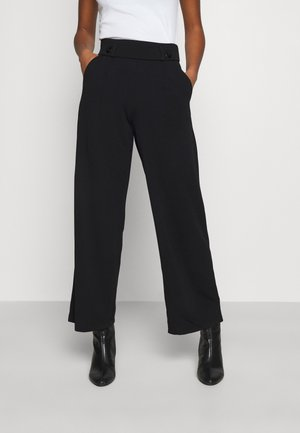 JDYGEGGO NEW LONG PANT - Stoffhose - black