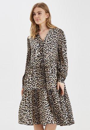 BXHIRSA DRESS - Blusenkleid - brown