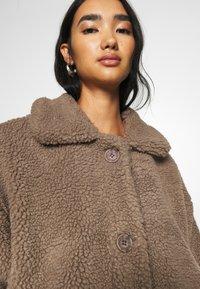 Minimum - IVORI - Zimní kabát - sepia tint - 6