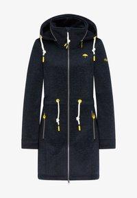 Schmuddelwedda - Winter coat - marine melange - 4