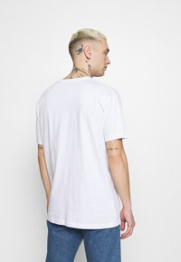 Quiksilver - FADING OUT  - T-shirt con stampa - white - 2