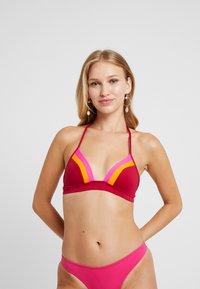 Cyell - UTOPIA PADDED - Top de bikini - multi - 0