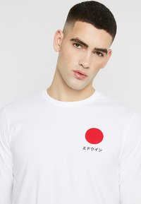 Edwin - JAPANESE SUN - Long sleeved top - white - 3