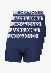 5er pack dress blue