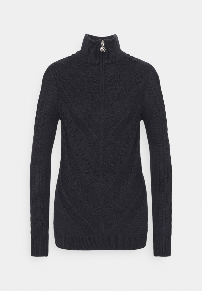 Daily Sports - AMEDINE UNLINED - Jumper - navy