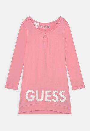 TODDLER DRESS - Trikoomekko - pop gum pink