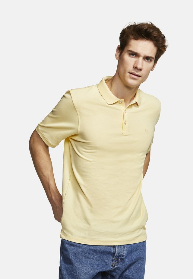 POLOSHIRT BASIC POLO RAPHAEL - Polo - lemon