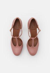 L'Autre Chose - D'ORSAY - High heels - ancient pink - 4
