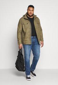 River Island - Slim fit jeans - mid blue - 1