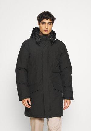 SQUARE - Winter coat - black