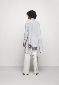MM6 Maison Margiela - Button-down blouse - white - 2