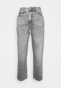 CAROL - Straight leg jeans - grey sarandon