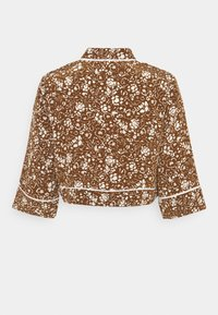 Fashion Union - IRIS TOP - Blouse - brown - 1