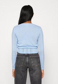 BDG Urban Outfitters - TWIN SET - Cardigan - blue - 2