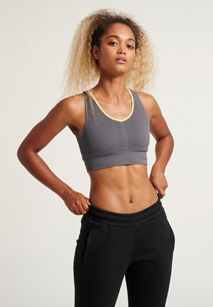 SEAMLESS - Sports bra - magnet