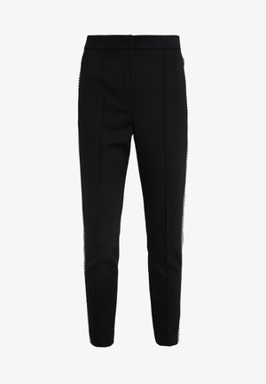 TAMIANNE - Trousers - black