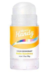 Merci Handy - HELLO SUNSHINE DEODORANT  - Deodorant - yellow - 1