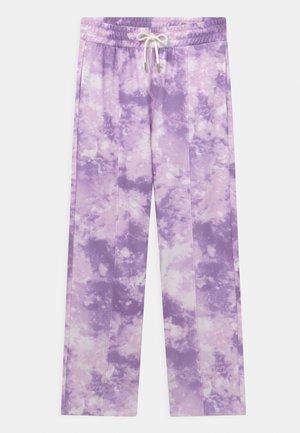 STEFFIE - Tracksuit bottoms - lilac