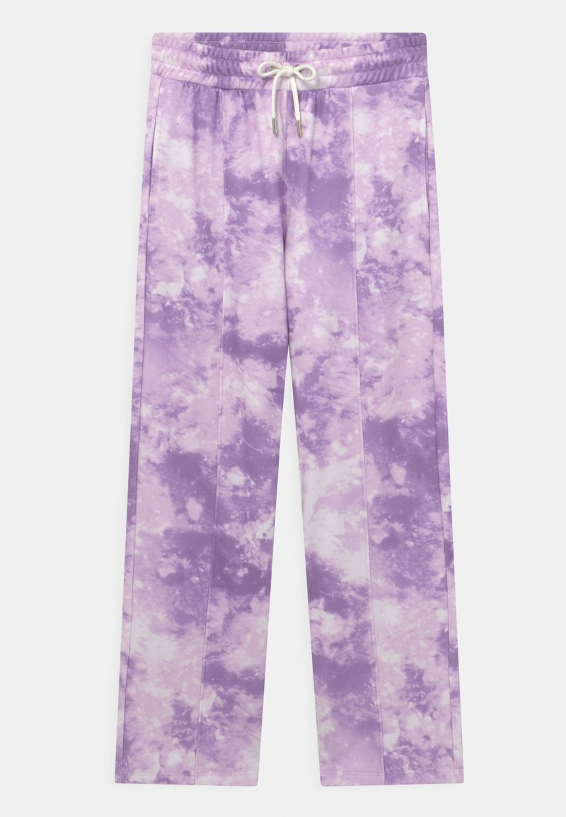 Lindex - STEFFIE - Tracksuit bottoms - lilac