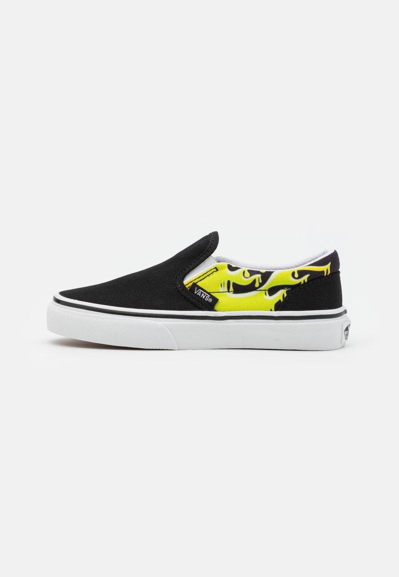 Vans - CLASSIC - Trainers - black/true white