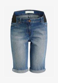 Next - Denim shorts - blue denim - 1