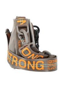 George Gina & Lucy - SHOOTER  - Bum bag - mud neon orange - 3