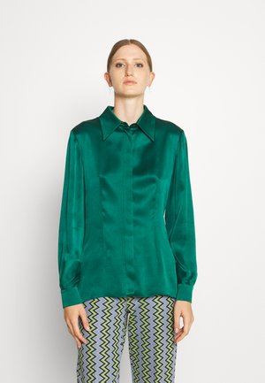 BLOUSE - Bluse - green