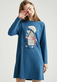 DeFacto - Nightie - blue - 0