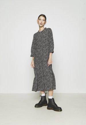 ONLNOVA LONG DRESS  - Denní šaty - black