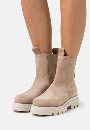 Platform ankle boots - river corda