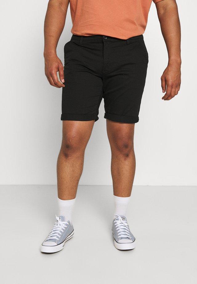 CHARLIE - Shorts - black