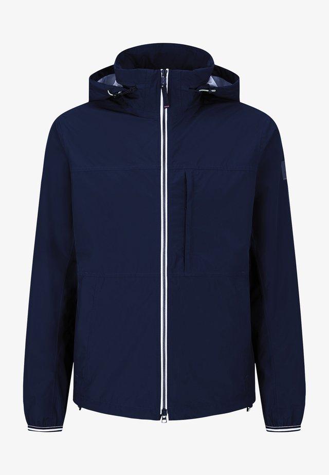 Veste de survêtement - navy-blau