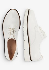 Bianco - DERBY  - Sneakers basse - white - 1