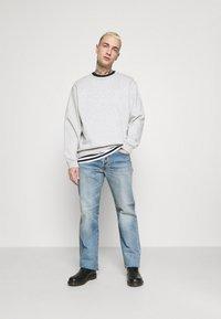 Levi's® - 501 LEVI'S ORIGINAL UNISEX - Jeans a sigaretta - med indigo worn in - 1