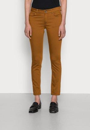 Trousers - brass