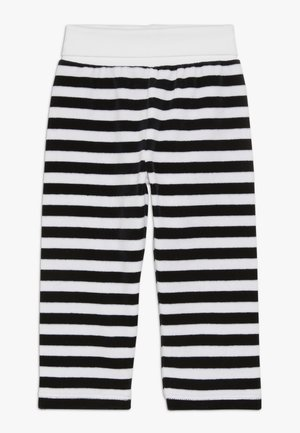STRIPE BABY - Trousers - black iris