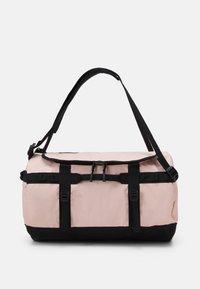 BASE CAMP DUFFEL S UNISEX - Sports bag - light pink/black