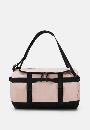 BASE CAMP DUFFEL S UNISEX - Treningsbag - light pink/black