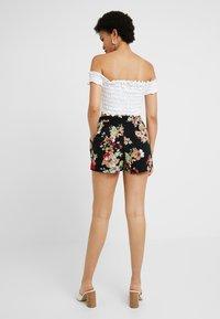 ONLY - ONLNOVA - Shorts - black - 2