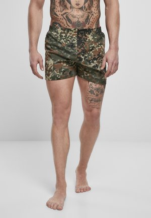 Boxer shorts - flecktarn