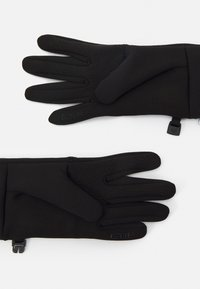 The North Face - ETIP RECYCLED GLOVE - Gloves - black - 1