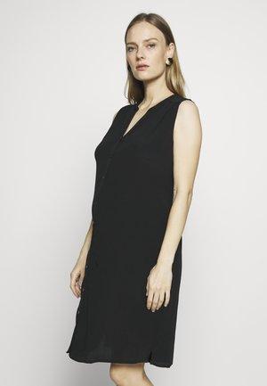 APRIL DRESS - Denní šaty - black