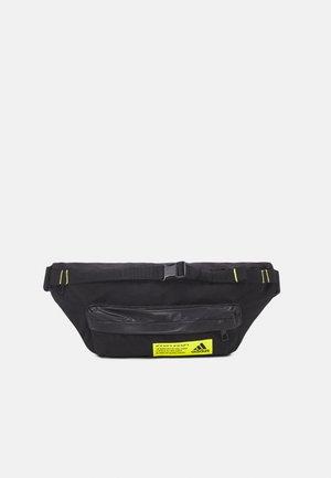 SPORT CASUAL WAIST BAG - Rumpetaske - black/black
