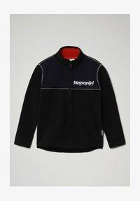 Napapijri - TAU FZBLU  - Fleece jacket - black 041 - 0
