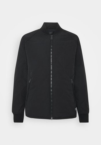 HYDE QUILTED BOMBER
